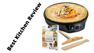 electric crepe maker