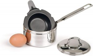RSVP International Endurance Single Egg Poacher Set