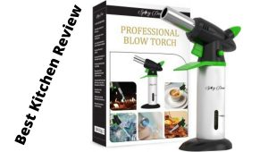 best blowtorch for cooking