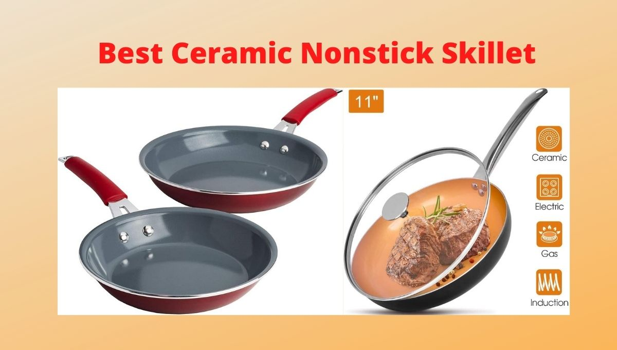 best ceramic nonstick skillet