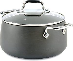 stainless steel stock pot