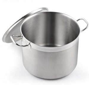 best material for stock pots