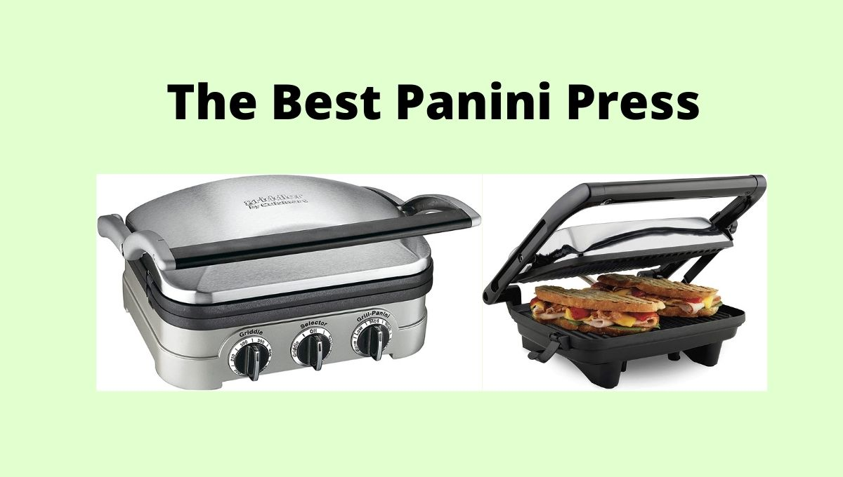 The Best Panini Press