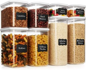 best airtight containers for pantry