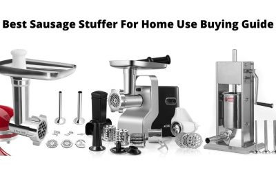Best Sausage Stuffer For Home Use Buying Guide