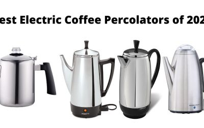 Best Electric Coffee Percolators of 2021