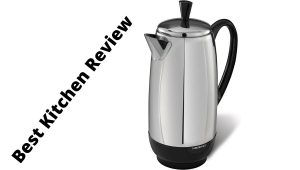 electric percolator with timer