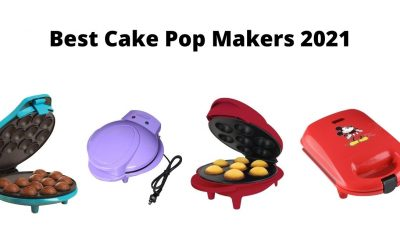 Top 5 Best Cake Pop Makers 2021