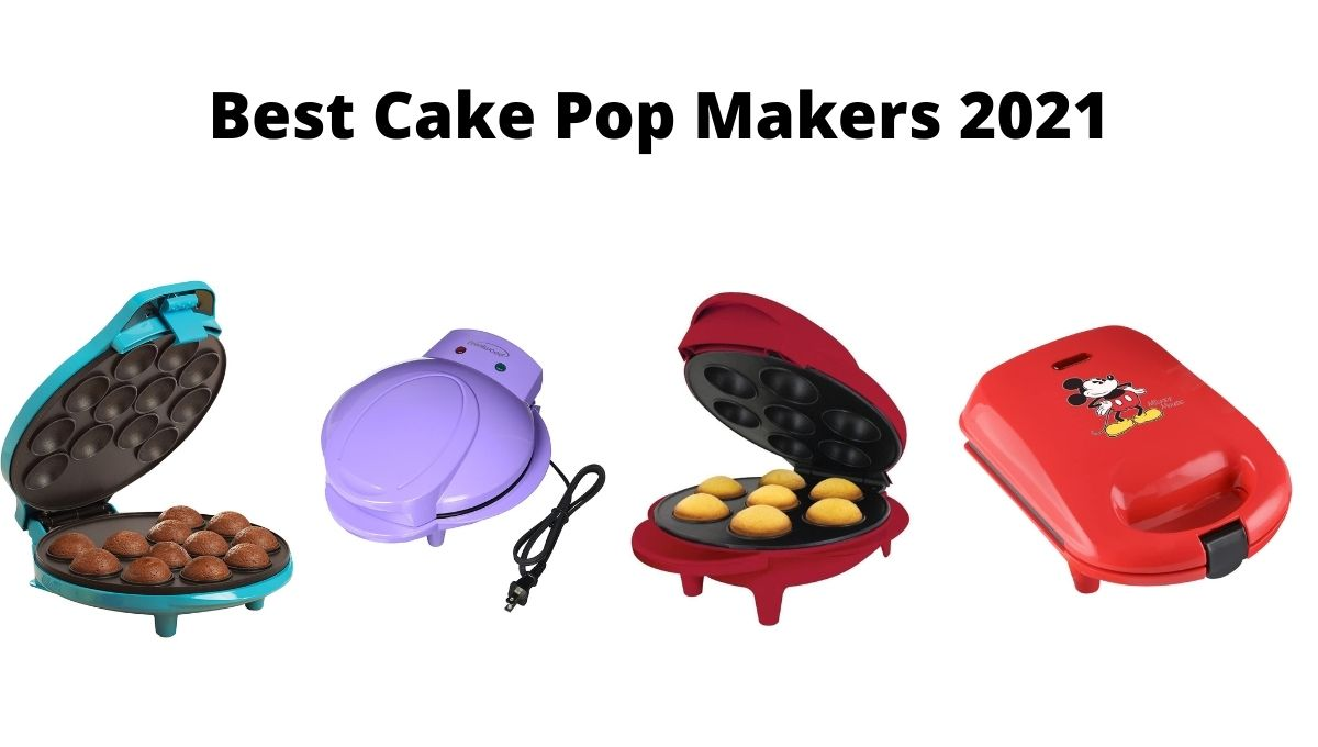 Best Cake Pop Makers