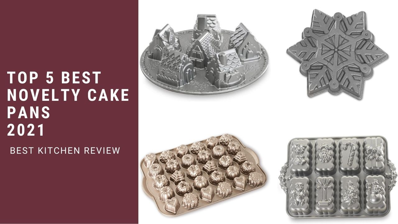 Top 5 Best Novelty Cake Pans 2021