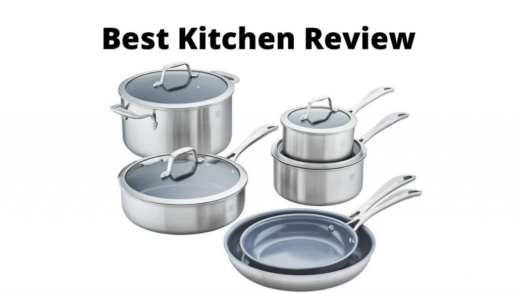 best stainless steel cookware sets canada
