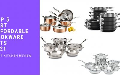 Top 5 Best Affordable Cookware Sets 2021