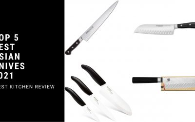 Top 5 Best Asian Knives 2021