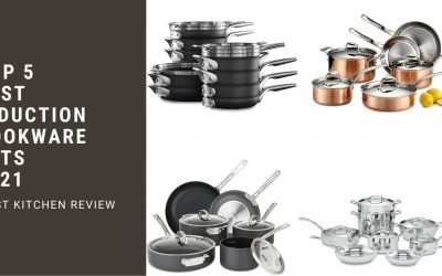 Top 5 Best Induction Cookware Sets 2021