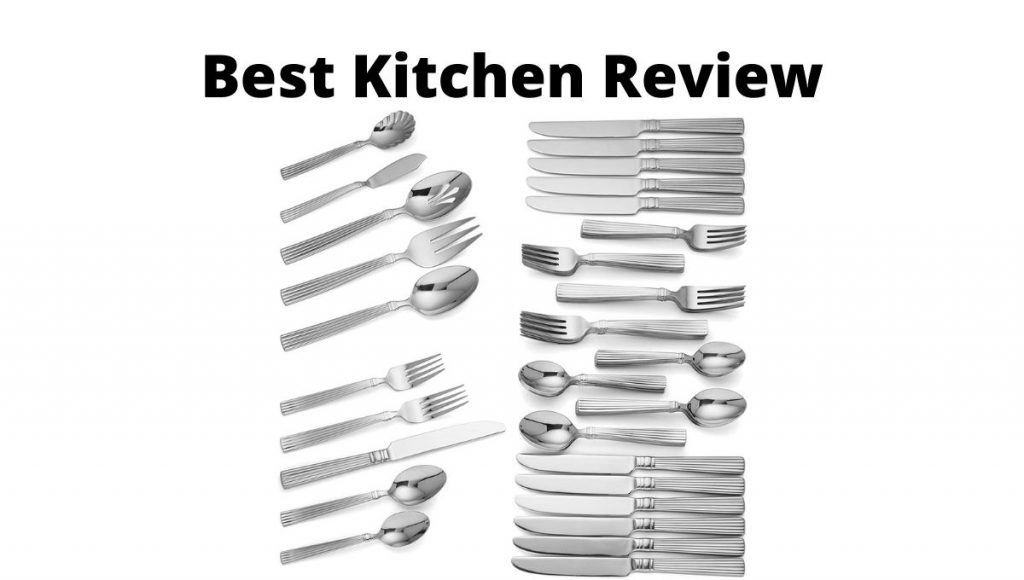heavy stainless flatware sets