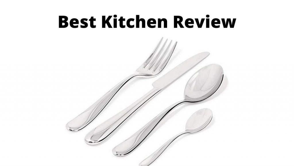 stainless steel flatware sets for 8