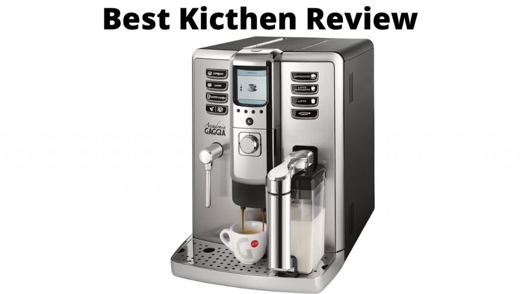 best espresso machines for home use